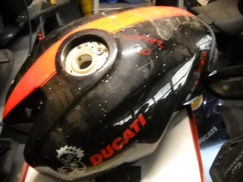 Serbatoio Ducati Monster 600 Sportmotor